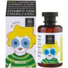 Apivita Kids Chamomile & Honey pomirjujoči šampon za otroke