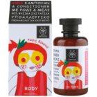 Apivita Kids Pomegranate & Honey šampón a kondicionér 2 v1 pre deti