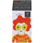 Apivita Kids Tangerine & Honey gel de dus si sampon 2in1 pentru copii