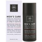 Apivita Men's Care Cedar & Propolis крем-гель зі зволожуючим ефектом