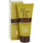 Argan Oil Hydrating Nourishing Cleansing creme para mãos e unhas com óleo de argan