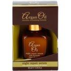 Argan Oil Revitalise Cares Protect megújító éjszakai ápolás argánolajjal