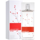 Armand Basi In Red eau de toilette pour femme 100 ml