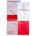Armand Basi Sensual Red Eau de Toillete για γυναίκες 100 μλ