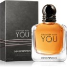 Armani Emporio Stronger With You Eau de Toilette for Men 100 ml
