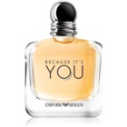 Armani Emporio Because It's You Eau de Parfum Damen 150 ml