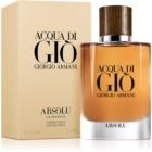 Armani Acqua di Giò Absolu parfumovaná voda pre mužov 75 ml