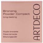 Artdeco Hello Sunshine Bronzing Powder Compact bronzosító púder