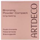 Artdeco Hello Sunshine Bronzing Powder Compact bronzujúci púder