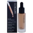 Artdeco Nude Foundation make-up sub formă de picături pentru un look natural