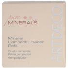 Artdeco Mineral Compact Powder Refill mineralischer Kompaktpuder Ersatzfüllung