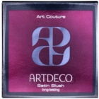Artdeco Art Couture Satin Blush Long-Lasting Langaanhoudende Blush