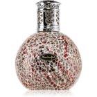 Ashleigh & Burwood London Silver Red Katalytische Lampen   Klein 11 x 8 cm