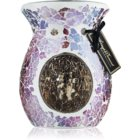 Ashleigh & Burwood London Shimmering Rose lampe aromatique en verre