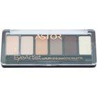 Astor Eye Artist paleta očných tieňov s aplikátorom