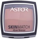 Astor SkinMatch bronzující pudr