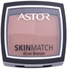 Astor SkinMatch компактна пудра-бронзантор