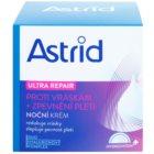Astrid Ultra Repair crema de noche reafirmante  antiarrugas