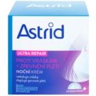 Astrid Ultra Repair feszesítő éjszakai krém a ráncok ellen