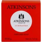 Atkinsons 24 Old Bond Street parfümös szappan férfiaknak 150 g