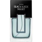 Avon Black Suede Night Eau de Toillete για άνδρες 75 μλ