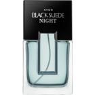 Avon Black Suede Night toaletní voda pro muže 75 ml