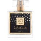 Avon Little Black Dress Weekend parfumovaná voda pre ženy 50 ml