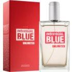 Avon Individual Blue Unlimited eau de toilette pour homme 100 ml