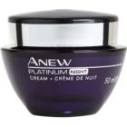 Avon Anew Platinum crema de noche antiarrugas profundas