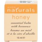 Avon Naturals Essential Balm bálsamo com mel