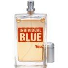 Avon Individual Blue You Eau de Toilette voor Mannen 100 ml