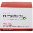 Avon Nutra Effects Ageless Advanced crema notte anti-age intensa