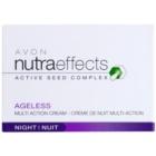 Avon Nutra Effects Ageless noční krém s obnovujícím účinkem