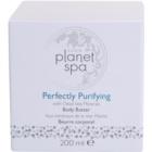 Avon Planet Spa Perfectly Purifying telový krém s minerálmi z Mŕtveho mora