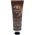 Avon Planet Spa Treasures Of The Desert creme de mãos com óleo de argan