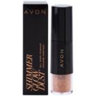 Avon Shimmer Glow Dust pudra bronzanta si blush