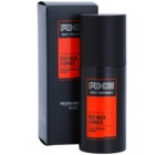 Axe Adrenaline Iced Musk and Ginger spray corporel pour homme 100 ml