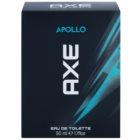 Axe Apollo toaletní voda pro muže 50 ml