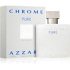 Azzaro Chrome Pure Eau de Toilette voor Mannen 100 ml