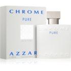 Azzaro Chrome Pure toaletní voda pro muže 100 ml