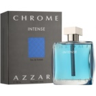 Azzaro Chrome Intense toaletní voda pro muže 100 ml