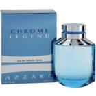 Azzaro Chrome Legend Eau de Toilette for Men 75 ml