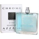 Azzaro Chrome toaletná voda tester pre mužov 100 ml