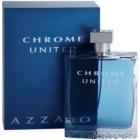 Azzaro Chrome United eau de toilette férfiaknak 200 ml