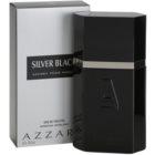 Azzaro Silver Black Eau de Toilette for Men 100 ml