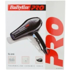 BaByliss PRO Babyliss Pro Dryers SL Ionic 1 5586GE secador de cabelo  brilhante