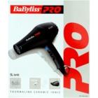 BaByliss PRO Dryers SL ionic BAB5586E secador de cabelo  base mate