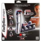 BaByliss For Men X - 10 haj- és szakállnyíró