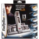 BaByliss For Men Multi 10 Titanium cortapelos para cabello y barba