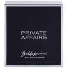 Baldessarini Private Affairs Eau de Toilette für Herren 90 ml